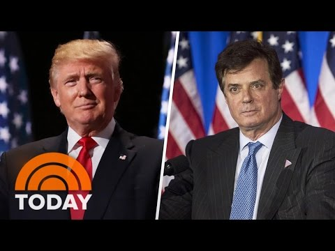 Ex-Trump Campaign Chairman Paul Manafort Tied To Russia | Morning Joe | MSNBC