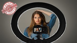 Buy Best Photography Ring Light & Tripod Stand | Photography Ring Light & Tripod Stand review