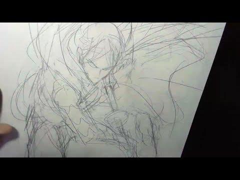 Yusuke Murata Live Drawing Summer 2018 #33