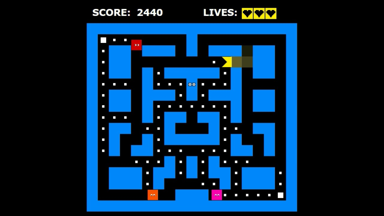 Construct 2 snack man template pacman clone youtube construct 2 snack man template pacman clone toneelgroepblik Image collections