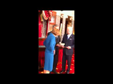 Alaska Senator Lisa Murkowski is Sworn in