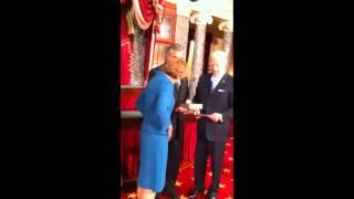 Alaska Senator Lisa Murkowski is Sworn in