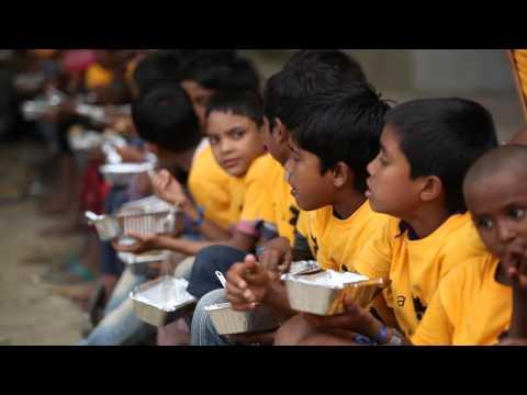 Universal Children's Day 2014, JAAGO Foundation