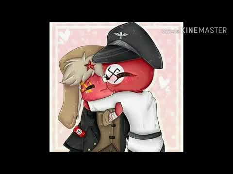 Countryhuman  Soviet X Nazi