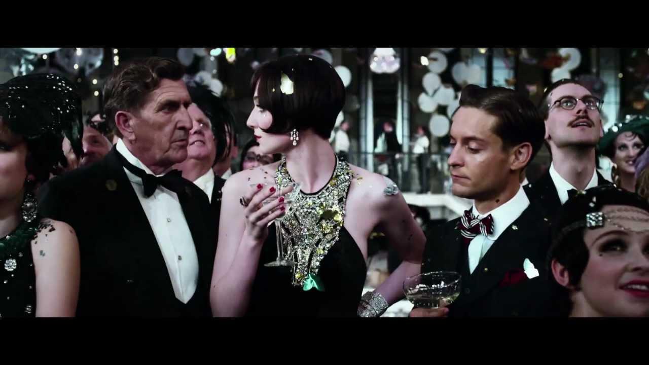 The Great Gatsby – Kultahattu