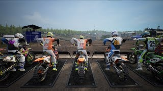 MXGP PRO - Multiplayer Gameplay (PC HD) [1080p60FPS]