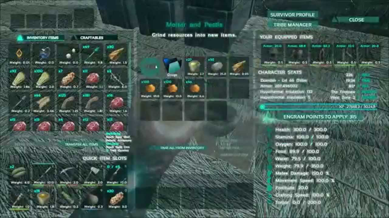 Getting Spoiled Meat Quickly In Ark Youtube
