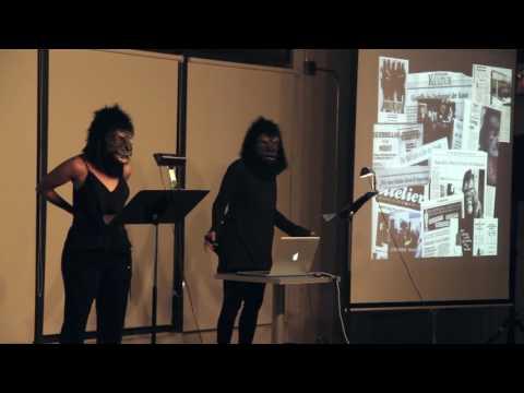 Guerrilla Girls visit - MIAD Creativity Series