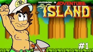 RETROMANIA | HUDSON'S ADVENTURE ISLAND #1
