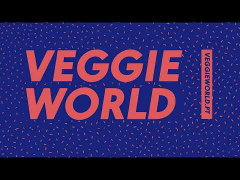 VeggieWorld Lisbon 2018
