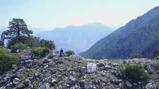 Morkaya Köyü Büyük Dağ Havadan 2