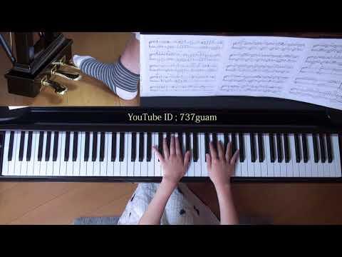 For Tomorrow ピアノ  清塚 信也 金曜ドラマ「コウノドリ」(2017)メインテーマ (ぷりんと楽譜・中級)