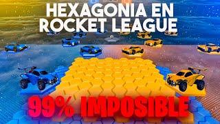 FINAL EN HEXAGONIA 🔥 FALL GUYS + ROCKET LEAGUE   RETO IMPOSIBLE
