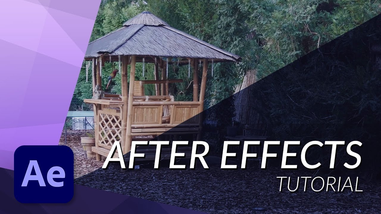 How to turn day into night in this photoshop tutorial. Easy with.