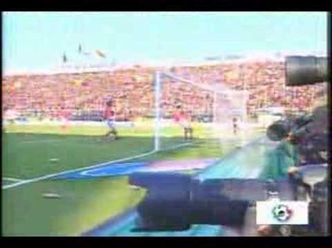 Hidetoshi Nakata The Goal!