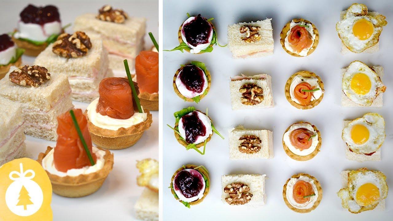 5 aperitivos navide os muy f ciles los mejores canap s para estas fiestas las mar a - Los mejores aperitivos ...