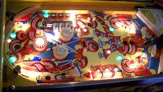 Bally Wizard Pinball Machine HD