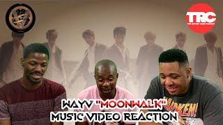 """WayV """"Moonwalk"""" Music Video Reaction"""