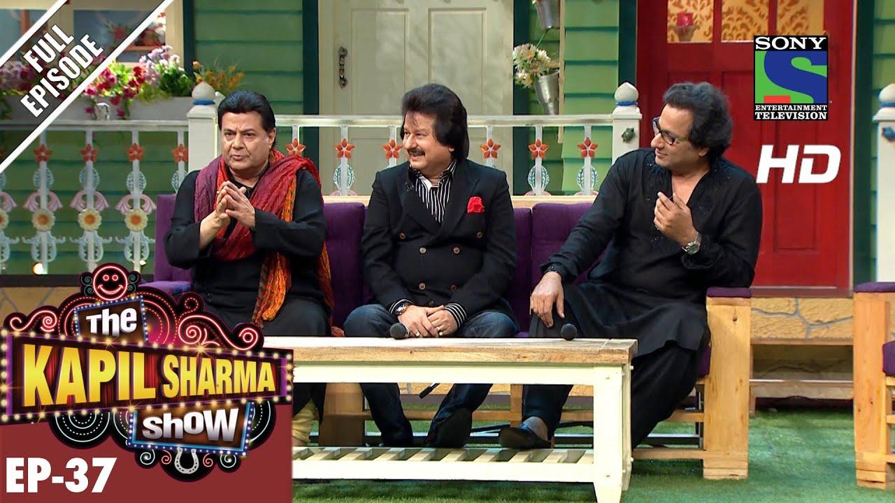 Download The Kapil Sharma Show - दी कपिल शर्मा शो–Ep-37–Ghazal Kings in Kapil's Mohalla–27th Aug 2016