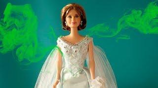 НЕВЕСТА С ЗАПАХОМ / Коллекционная кукла Барби Марлена Эванс