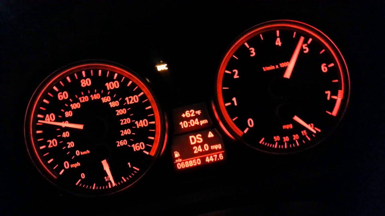 2007 BMW 328i e90 0 60 AA Tune 3 Stage Manifold