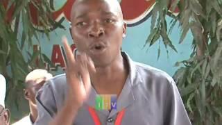 Mwenyekiti wa Parole Dk.Augustine Mrema aanza rasmi kazi yake.