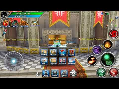 AVABEL ONLINE   MAX BOOST 9-10 LV CAP 200 AND NEW ARMS.