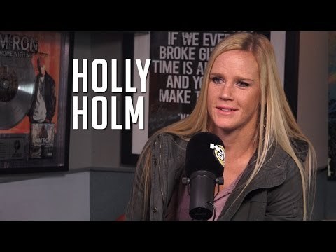 Holly Holm Talks Losing, Ronda, and UFC 208 with Rosenberg!