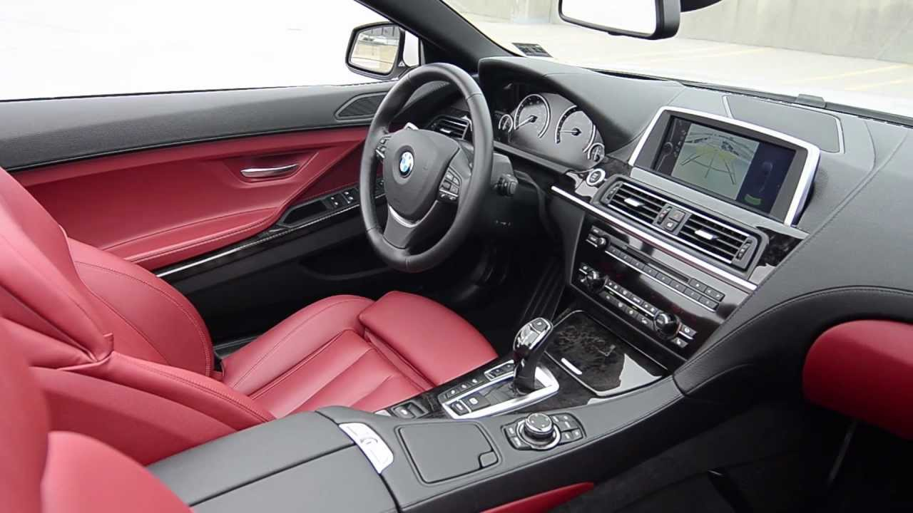 2012 Bmw 650i Convertible Winding Road Quick Drive Youtube