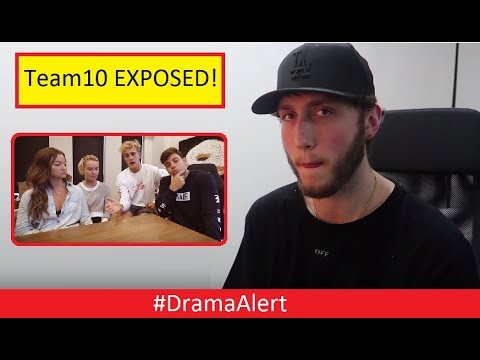 Jake Paul & Team 10 EXPOSED! #DramaAlert FaZe Banks Proven INNOCENT! Erika Costell Snake!