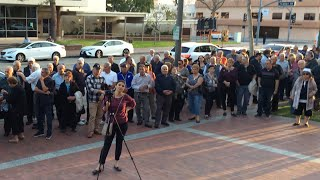 Glendale Rallies in support of Armenian people