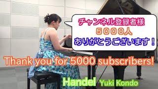 チャンネル登録者様が5000人になりました。いつも聴いてくださる皆様、...