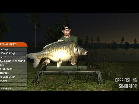 Carp Fishing Simulator [Episode 6] - Gigantica Fishing
