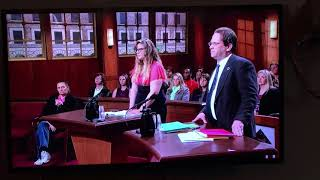 Judge Judy August 10 2016 Part 2 of 3