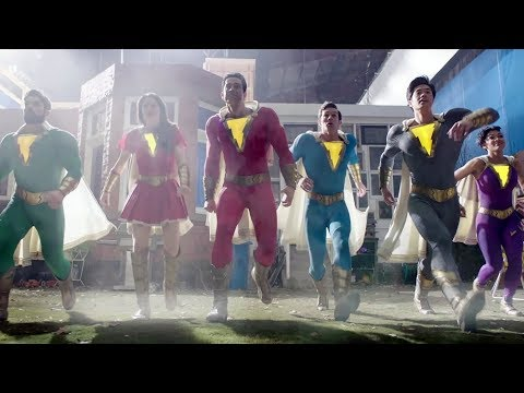 Alternate Ending: Family Beats | Shazam! [Deleted Scene]