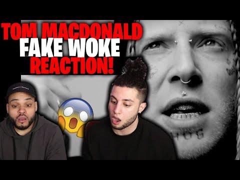 "Tom MacDonald – ""Fake Woke"" REACTION! How is HE ALLOWED TO SAY THIS?"