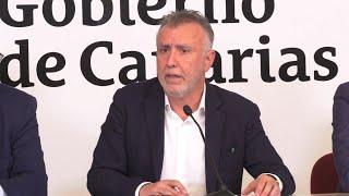 Gobierno de Canarias mantiene la alerta por viento y calima