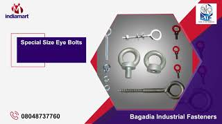 Industrial Fasteners & Pipe Fittings Manufacturer