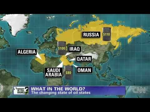 Peak Oil: Fareed  Zakaria_ Why Oil Prices will Stay High.
