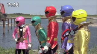 (FAN-MADE) PRSM: Rangers vs. Extra Rangers 2 (Zeo Tribute)