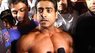Indian Bodybuilder || Suhash Khamkar Diets || Mr. Asia 2011