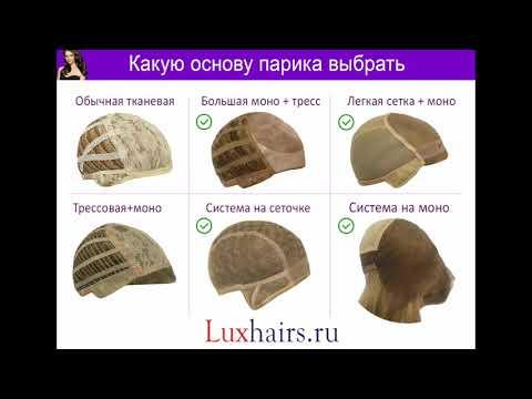 Какой парик выбрать — Люксхаирс