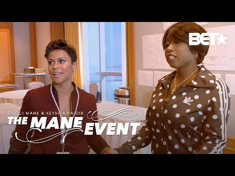 Amina Lets Kathy Know She's The One Really In Control | The Mane Event