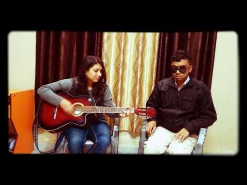 Hasi ban gaye | duet cover | acoustic version (shalini and ishan) | Shreya ghoshal | HAK