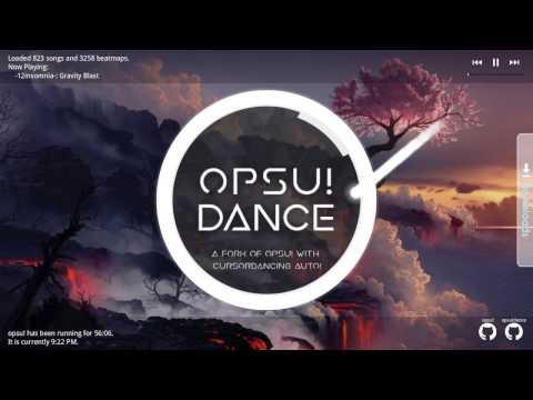 opsu!dance 0.4.0 release + storyboarding tutorial
