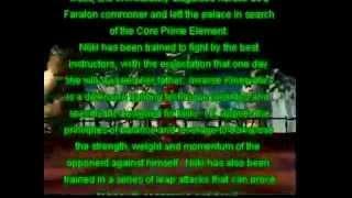 N64: Dark Rift Characters