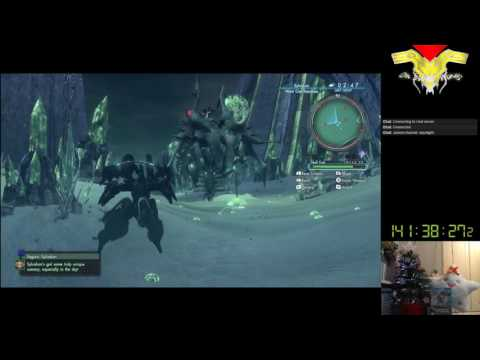 Xenoblade Chronicles X 100% pt29 post main story now