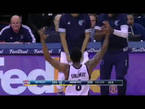 Mario Chalmers career highlights mix- horses