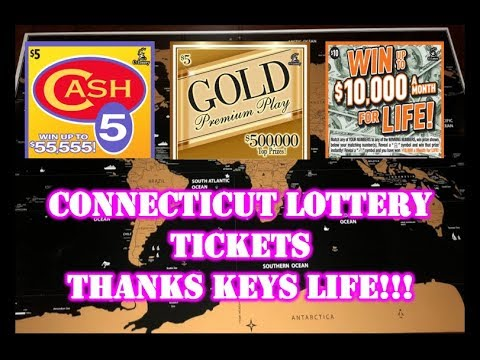 WE HAVE CT Tickets!! Thank You KEYS LIFE!!!! World Scratching Tour Update!!!