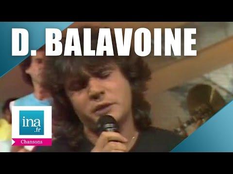 Daniel Balavoine Je ne suis pas un héros  Archive INA